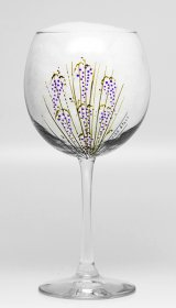 Balloon Glass-Grape Vines