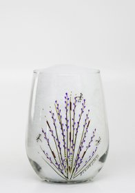 Stemless Wine-Cat Tails